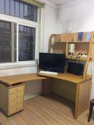 纯木二手书桌